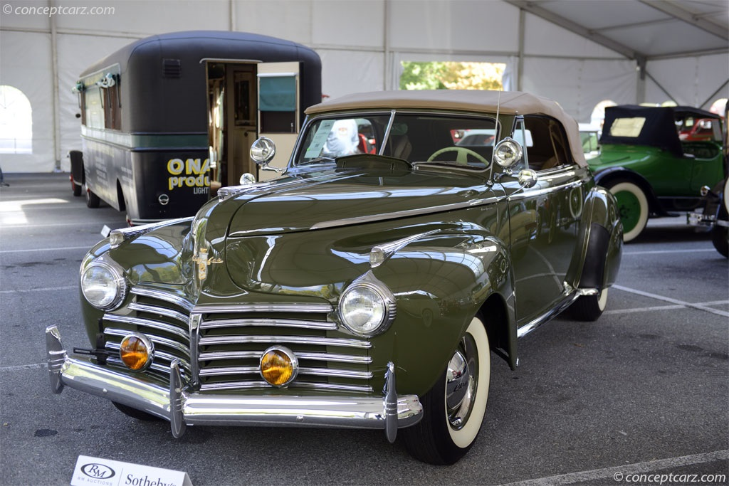 1941 Chrysler New Yorker Conceptcarz Com