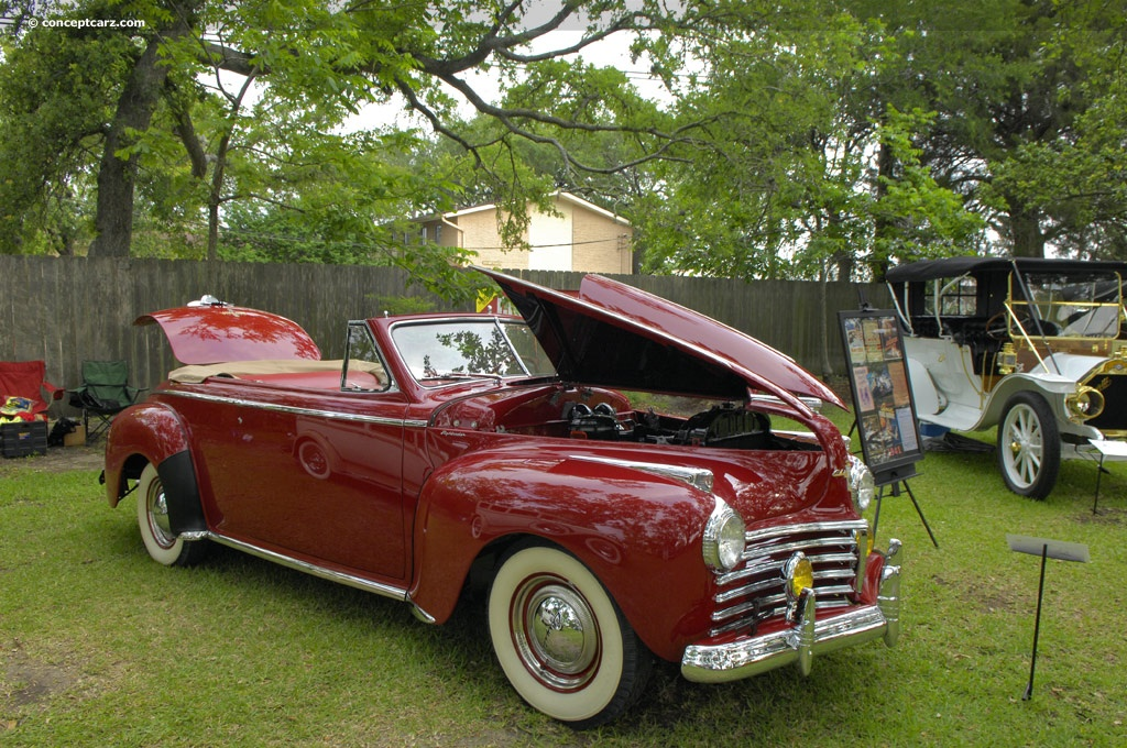 1941 Chrysler Windsor Pictures History Value Research