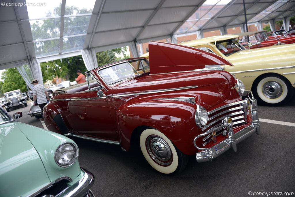 1941 Chrysler Windsor Highlander History Pictures Value