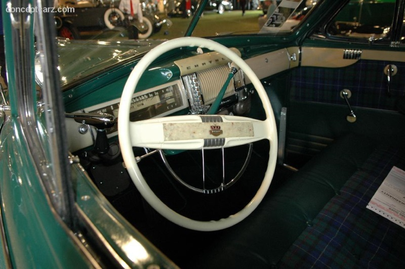 1941 Chrysler Series 28 Six