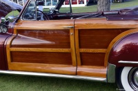 1946 Chrysler Town & Country.  Chassis number C392903