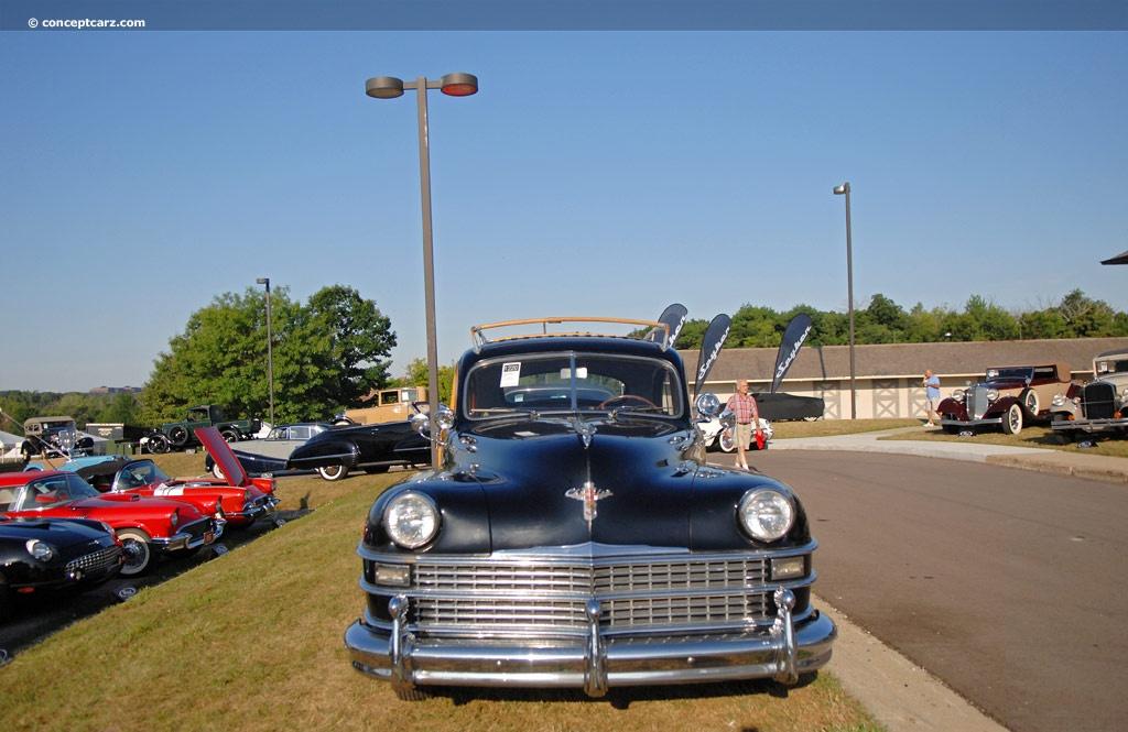 1947 Chrysler Windsor