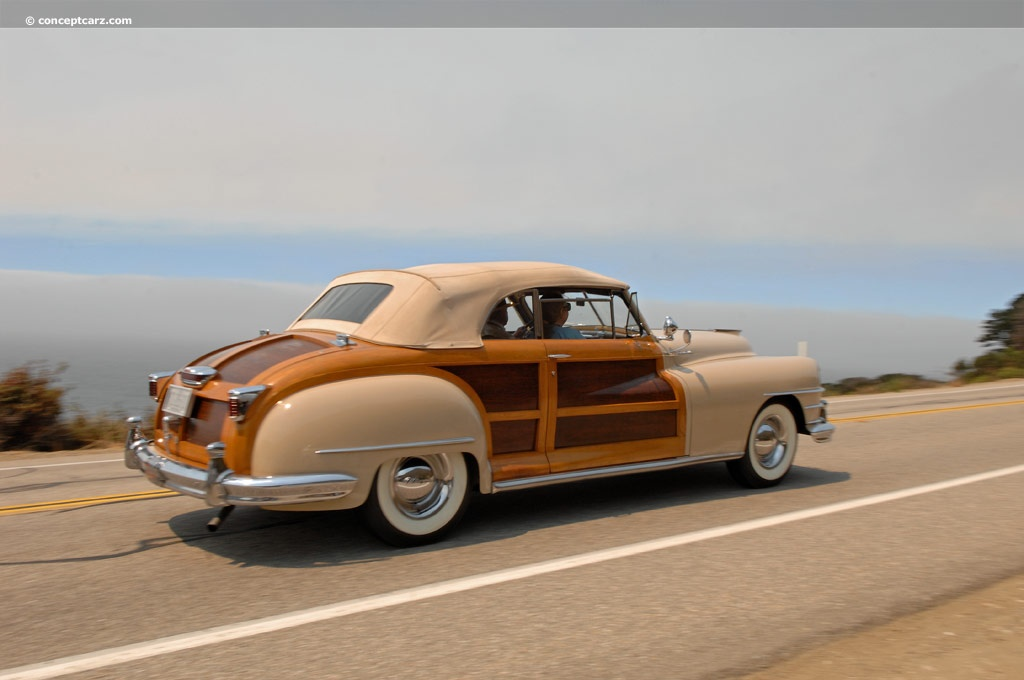 Auction Results And Data For 1948 Chrysler Town And