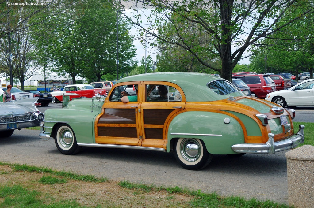 1948 Chrysler Town And Country Image