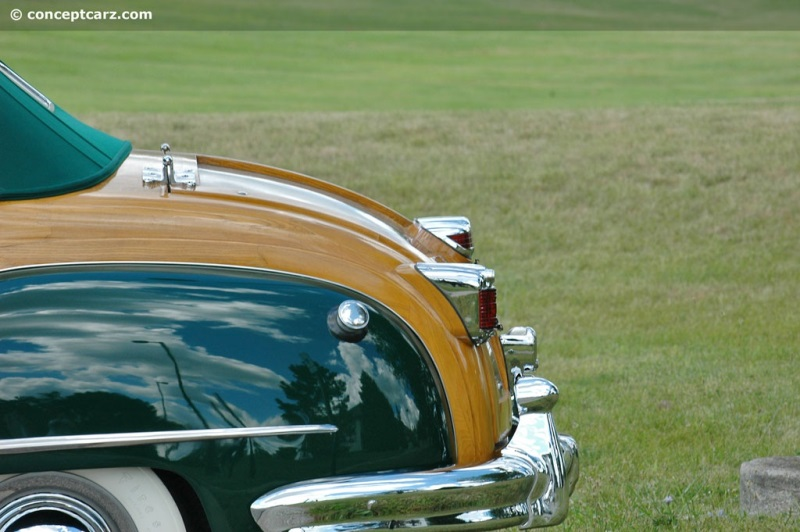 1948 Chrysler Town And Country History Pictures Value