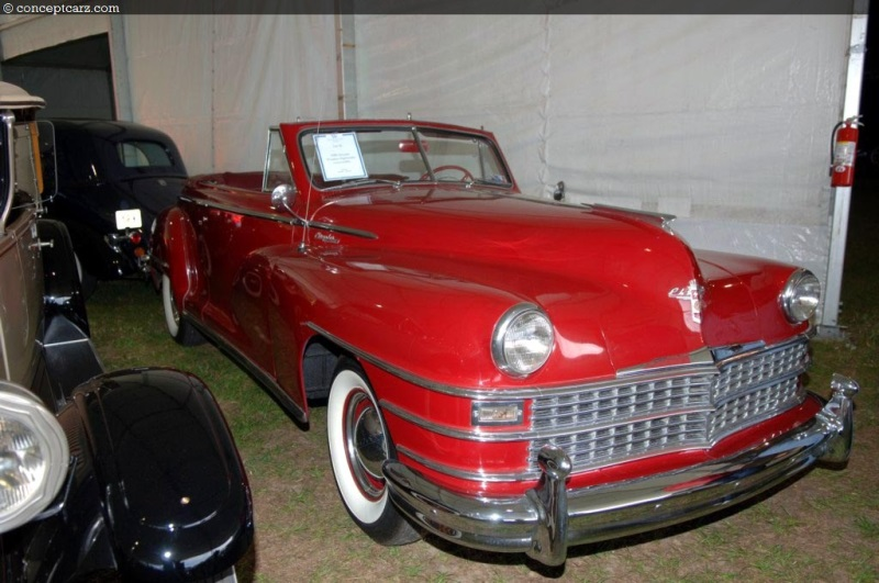 Hilton Head Toyota >> 1948 Chrysler Windsor | conceptcarz.com
