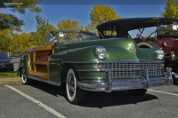 1948 Chrysler Town and Country.  Chassis number 7408375