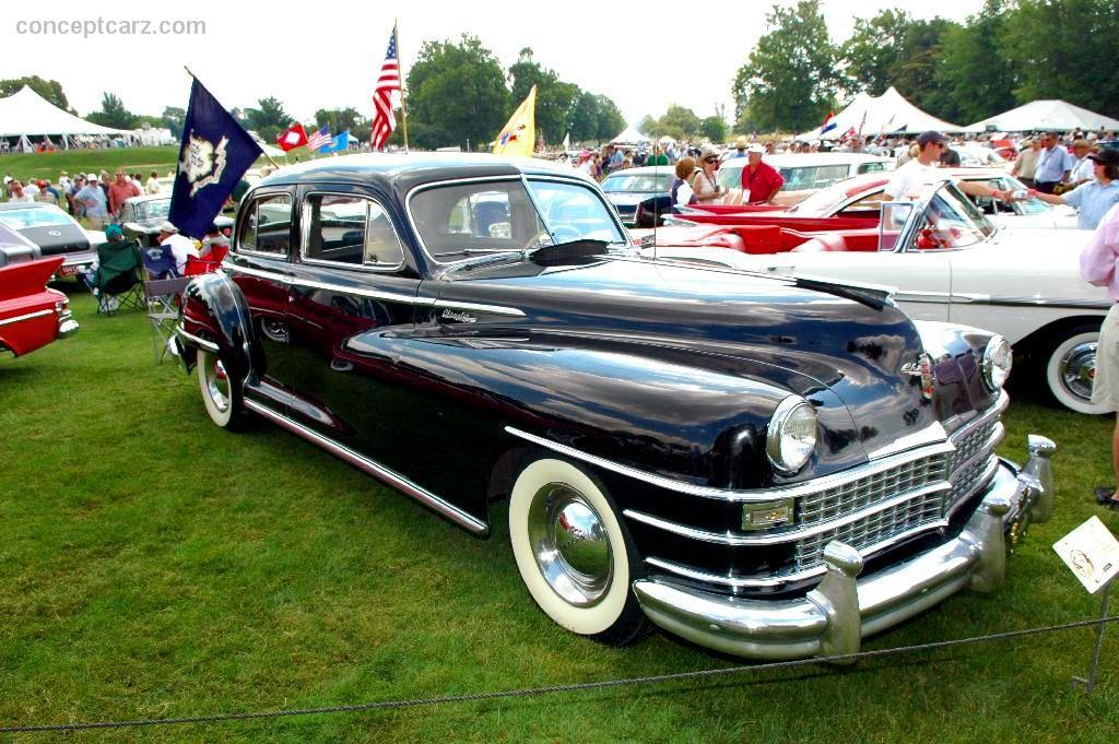 1948 Chrysler New Yorker Image Https Www Conceptcarz