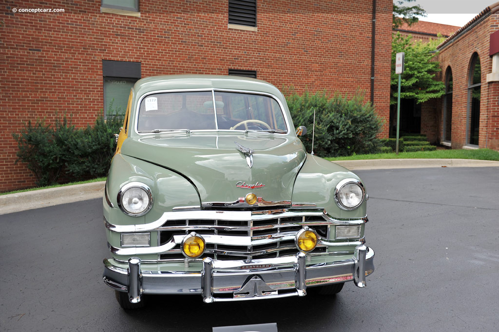 1949 Chrysler Royal Series