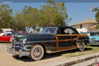 1949 Chrysler Town & Country.  Chassis number 7410406