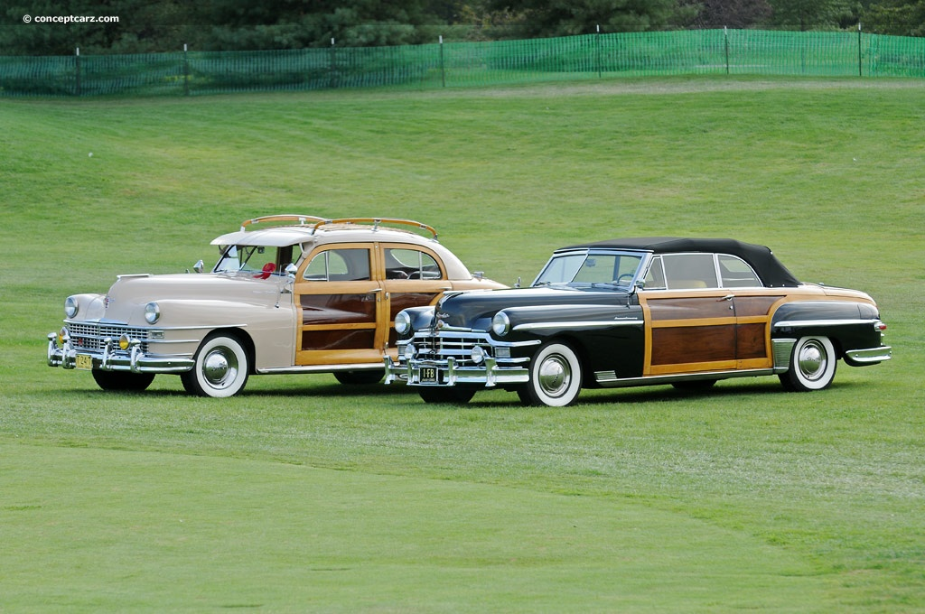 Auction Results And Sales Data For 1949 Chrysler Town