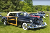 1950 Chrysler New Yorker