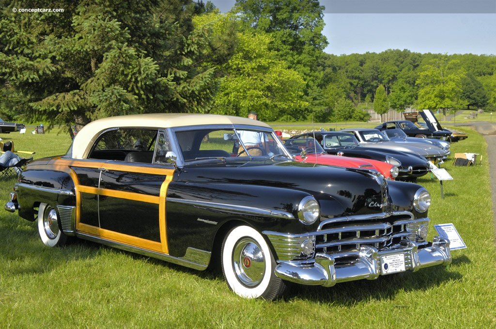 Bmw Of Newport >> 1950 Chrysler New Yorker Image