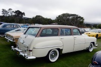 1954 Chrysler New Yorker.  Chassis number 76607330