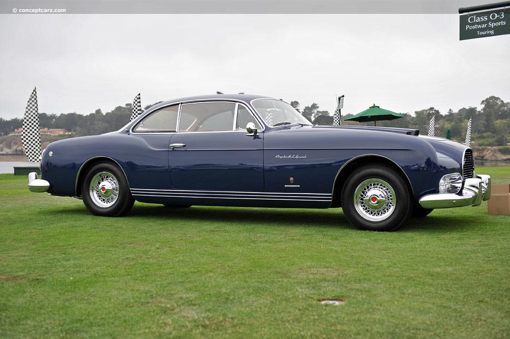 1954 Chrysler Gs 1 Ghia Image