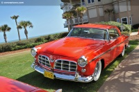 1955 Chrysler C-300.  Chassis number 3N552584