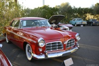1955 Chrysler C-300.  Chassis number 3N551301