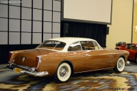 1955 Chrysler ST Ghia Special.  Chassis number N558768
