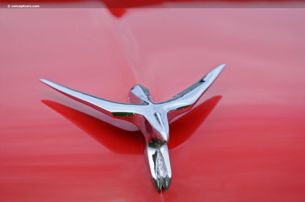 1955 Chrysler Windsor Deluxe Series