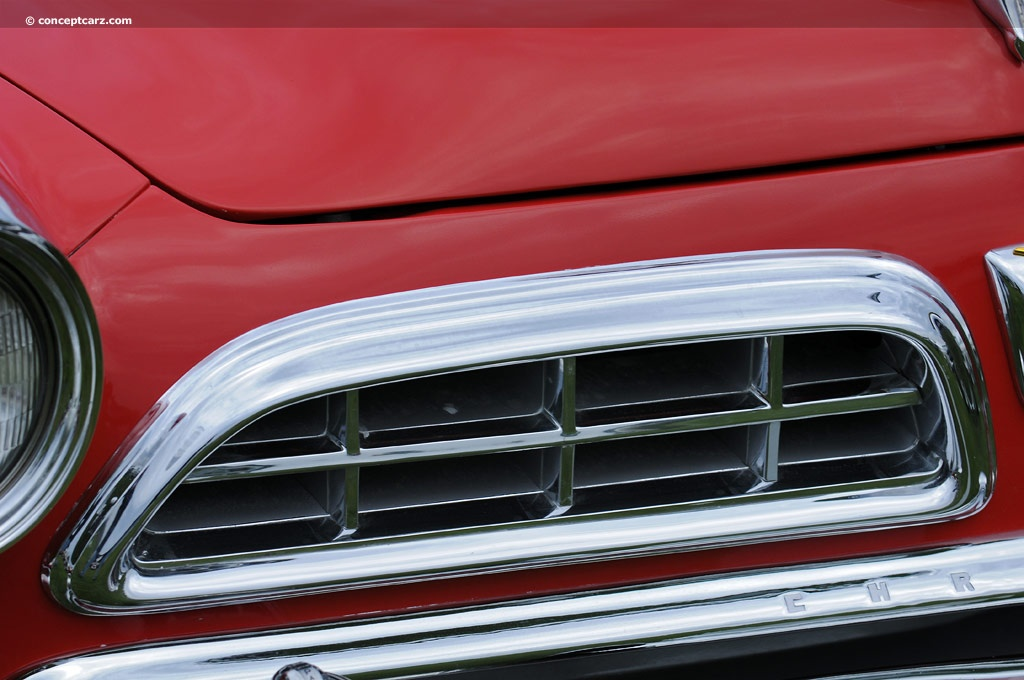 Auction Results And Sales Data For 1955 Chrysler Windsor