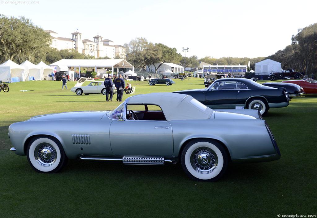 1955 Chrysler Falcon Concept Image
