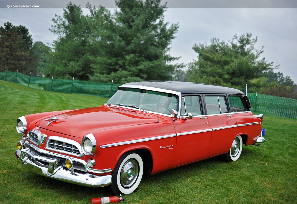 1955 Chrysler Windsor Deluxe Series Image