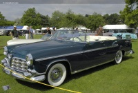 Popular 1955 Imperial Prototype Wallpaper