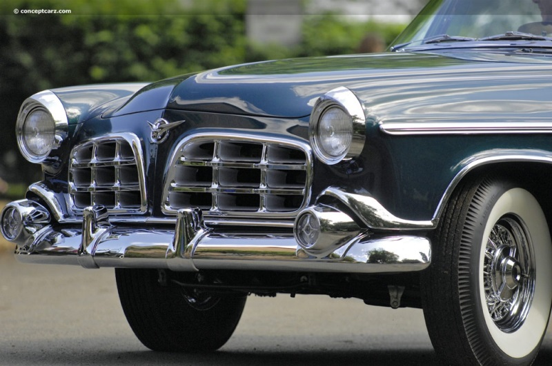 1955 Chrysler Imperial Prototype