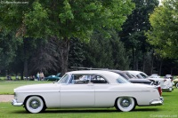 1955 Chrysler C-300.  Chassis number 3N551481