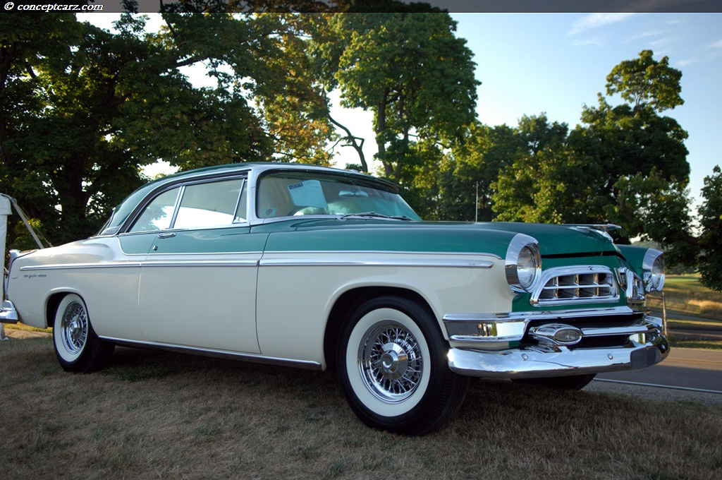 Auction Results And Data For 1955 Chrysler New Yorker