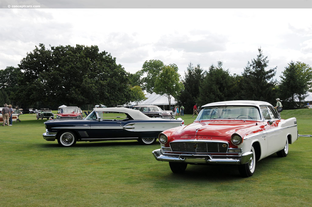 1956 Chrysler New Yorker History, Pictures, Sales Value, Research ...