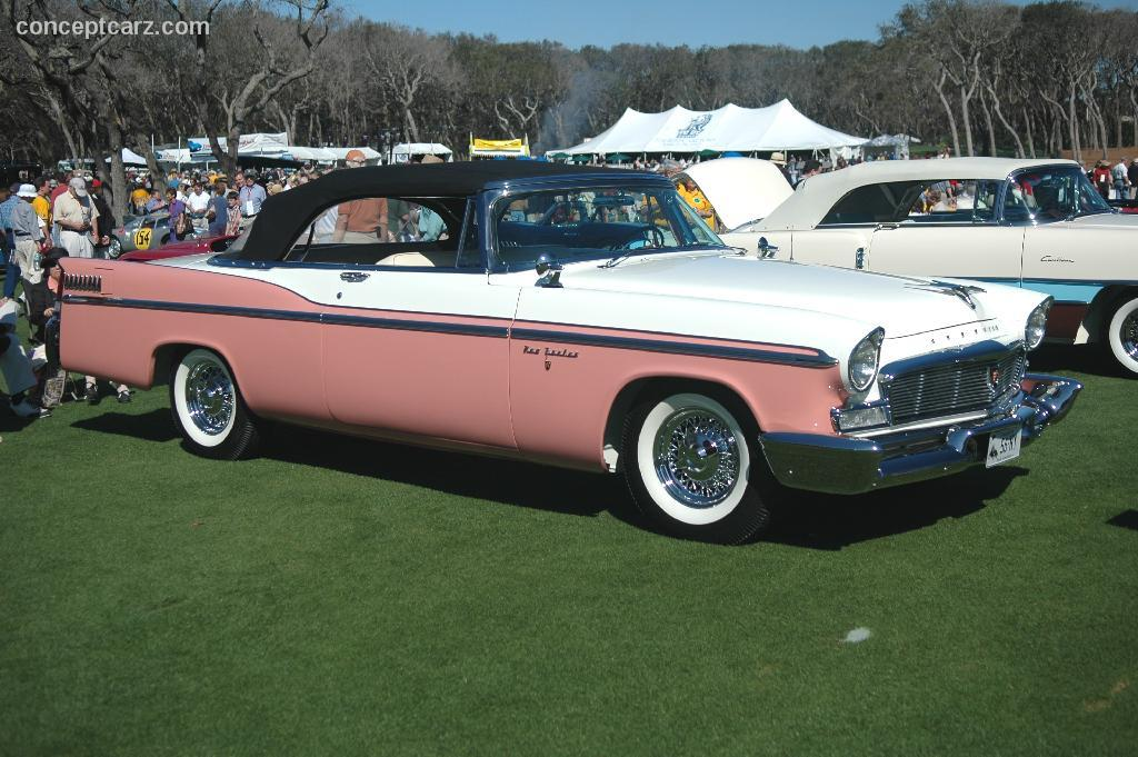 1956 chrysler new yorker for sale