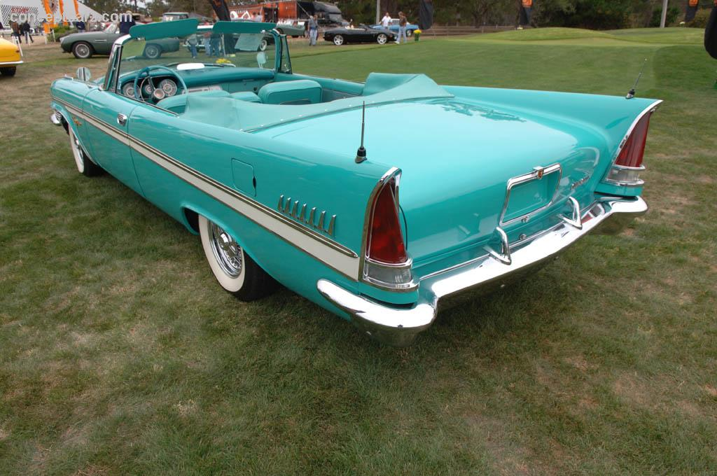 1957 Chrysler New Yorker Image Chassis Number N5731076