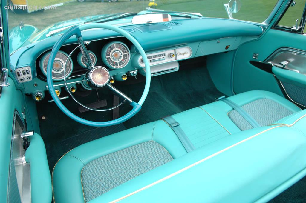 Auction Results And Sales Data For 1957 Chrysler New