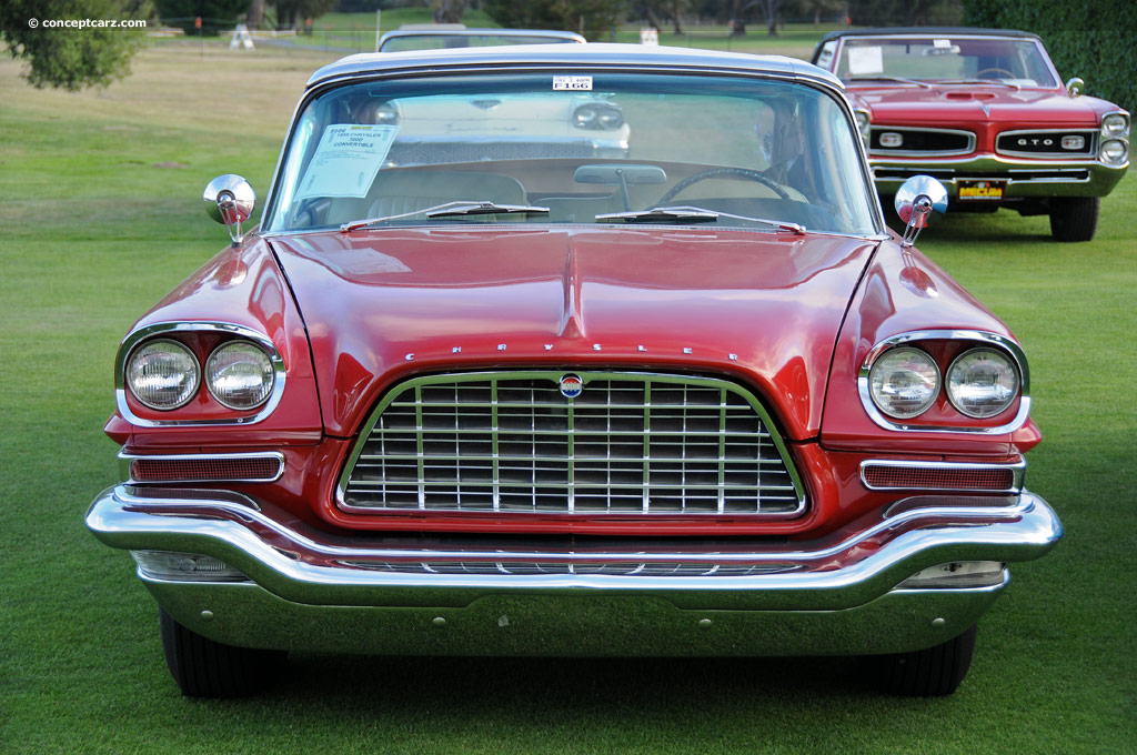 Chrysler D Dv Mm on 1957 Ford Fairlane 300