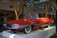 1957 Chrysler Diablo Concept image.