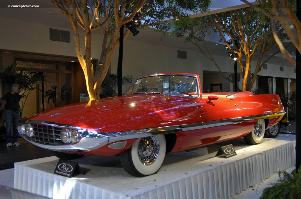 Antique Vintage Cars >> 1957 Chrysler Diablo Concept History, Pictures, Value, Auction Sales, Research and News