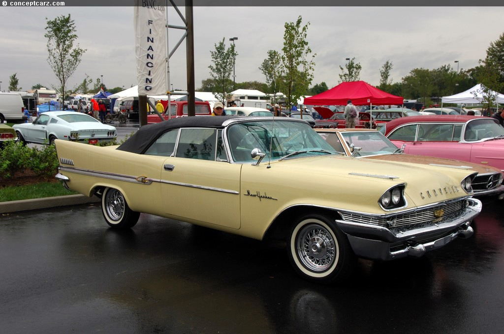1958 Chrysler New Yorker History Pictures Sales Value