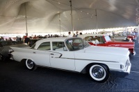 1961 Chrysler Newport.  Chassis number 8113184669