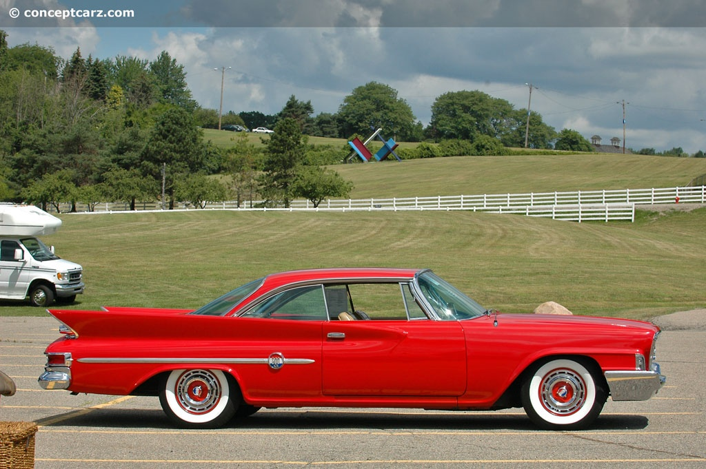 1961 Chrysler 300g History Pictures Value Auction Sales Research And News