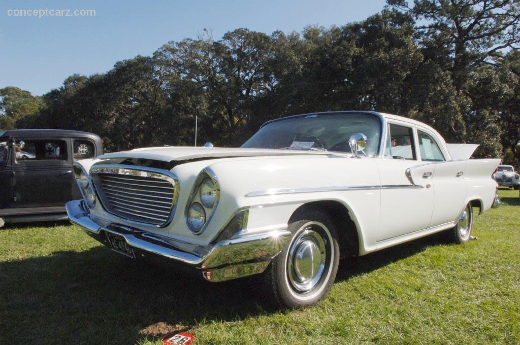 1961 Chrysler Newport History Pictures Value Auction