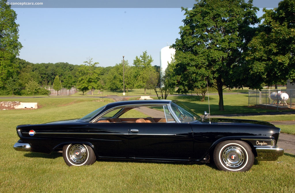 1962 chrysler 300 for sale