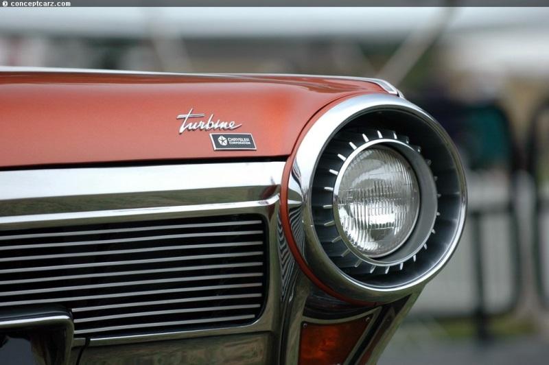 1963 Chrysler Turbine