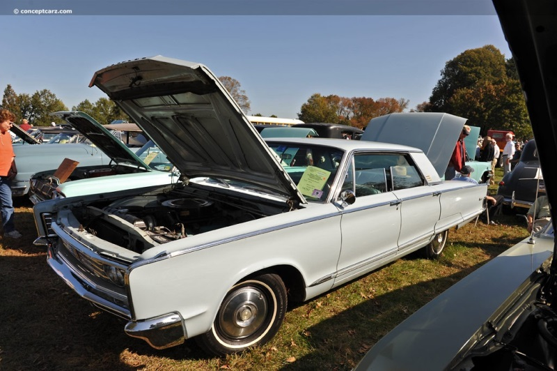 1966 Chrysler Newport History Pictures Value Auction Sales