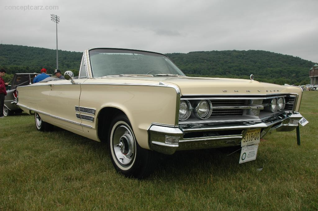Auction Results And Sales Data For 1966 Chrysler 300