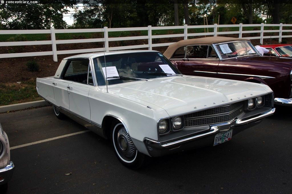 1968 Chrysler New Yorker Pictures History Value