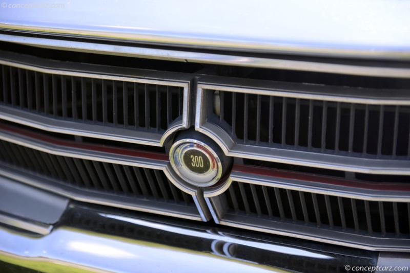 1969 Chrysler 300 Series