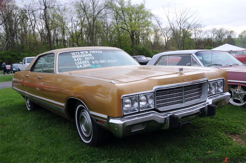 1973 Chrysler New Yorker