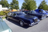 1981 Chrysler Imperial Limo image.