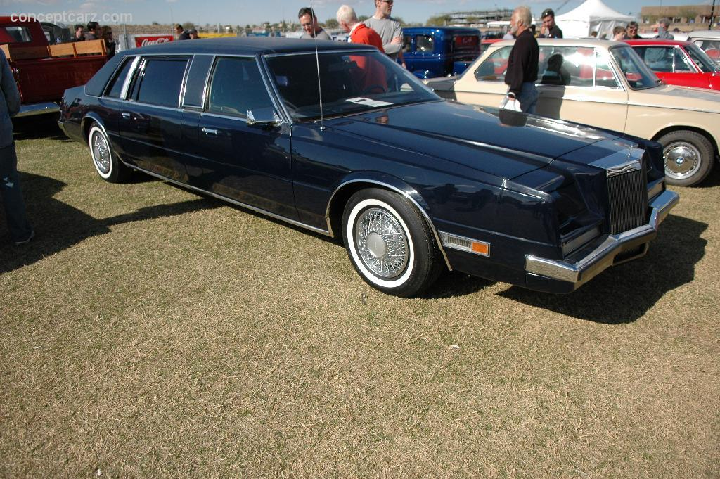 1981 Chrysler Imperial Limo Image